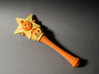 Venus Star Wand 3d printed