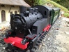 BR80 Welded Tank Right 3d printed