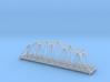120ft Truss Bridge Z Scale 3d printed 120ft Truss Bridge Z scale