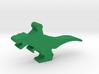 Game Piece, T-Rex Dino Rider 3d printed