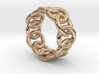 Chain Ring 25 – Italian Size 25 3d printed