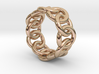 Chain Ring 27 – Italian Size 27 3d printed