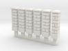 NvML24 Traditional walls kit 3d printed