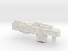 """""""SAWBACK"""" Transformers Weapon (5mm post) 3d printed"""