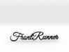 Front Runner 18 Cm 3d printed