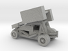 Stainless Sprint Car 3d printed