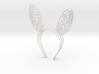 Gzhel Bunny Ears  3d printed