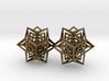 Hedra Cube 3d printed