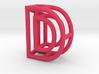 D 3d printed