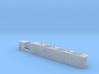 NRE 3GS21B Genset Shell (N - 1:160) 1X 3d printed