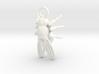 Drosophila Ornament - Science Gift 3d printed