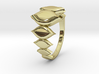 Fashion Fire Ring 1009 3d printed