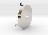 Technics SL-L20(k) TurnTable 45 RPM Adapter 3d printed