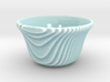DRAW tea bowl - steppy sippy 3d printed
