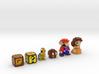 Super Mario Land Color (Set) 3d printed
