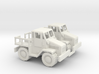 1/144 Coleman Tug Tractor for modern air fighters 3d printed