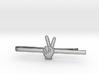 Peace Clip 3d printed