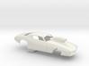 1/25 Pro Mod Camaro Cowl Hood W Scoop 3d printed