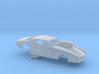 1/43 Pro Mod Camaro Cowl Hood W Scoop 3d printed