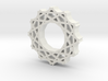 Arabic tile paperweight 3d printed