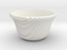 DRAW tea bowl - steppy sippy 3d printed