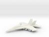 1/350 F/A-18F Super Hornet 3d printed