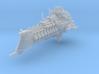 Dominator class cruiser 3d printed