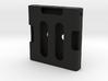 TFA Pilot Shoulder strap front Clip 3d printed