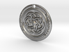 Door County Celtic pendant (pm) 3d printed