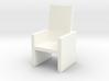 Card Holding Chair (7.184cm x 7.26cm x 12.786cm) 3d printed