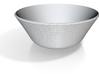 frodo bowl 3d printed