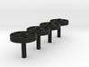 4xV7Speichenradstern V1.1 3d printed