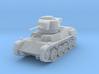 PV123C 38M Toldi IIa Light Tank (1/87) 3d printed