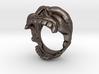 Skull bottle opener Ring Size 10 3d printed