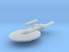 1/2500 Korolev Heavy Cruiser (hollow FUD) 3d printed