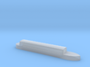 1/450 Canal Boat 3d printed Canal Boat, FUD