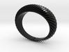Blaadjesarmband-taps / Leaves bracelet tapered 3d printed