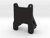 QAV 40° GoPro Mount for Modular Mounting System 3d printed