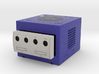 1:6 Nintendo Gamecube (Indigo Blue) 3d printed