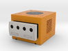 1:6 Nintendo Gamecube (Spice Orange) 3d printed