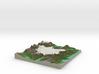 Terrafab generated model Sun Jul 17 2016 12:49:43  3d printed