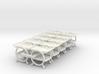 10 1:48 Deco Bar Cart 3d printed
