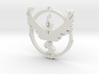 Team Valor Pendant 3d printed