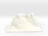 Mount Rushmore 89mm 3d printed
