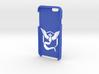 Iphone 6s6 Team Mystic Case 3d printed