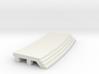 Curved Outside Platform - No Shelter 3d printed