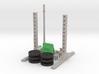 Mini Squat Rack 3d printed