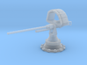 Browning M9 on PT boat mount 1/72 3d printed