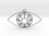 Eye Of Mel-Giza-Dek 3d printed