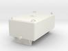 1/64 heavy haul push truck weight box 3d printed